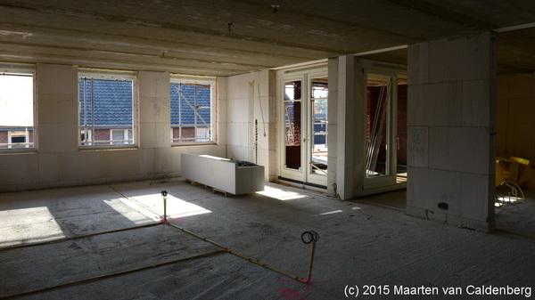 Bij Villa Marquant #rosmalen van @vanwijnengroep worden de appartementen zichtbaar