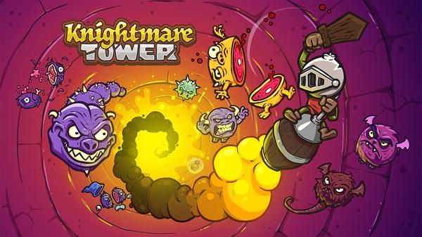 #KnightmareTower - Endless game saving princesses. #Apple #Android and #Web
