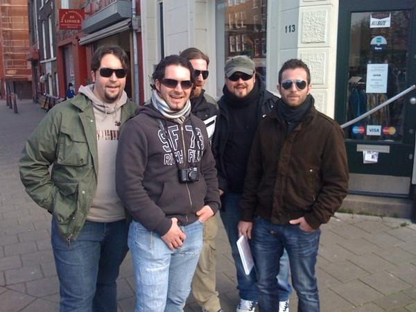 5 italian guys