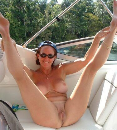 Spread on the boat