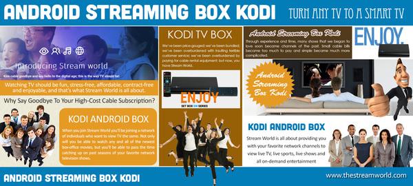 Kodi Android Box