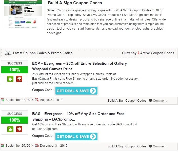Coupon code for build com
