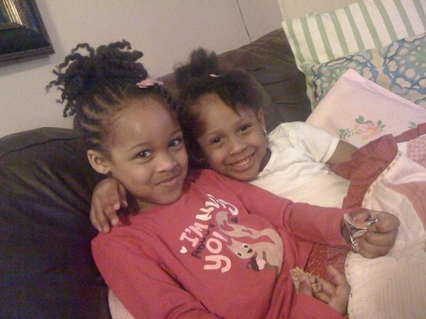 My girls BOOM BOOM & Ashtyn !! Love my babies :-*