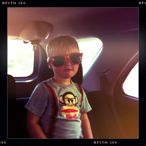 Fletcher of the day: cool dude