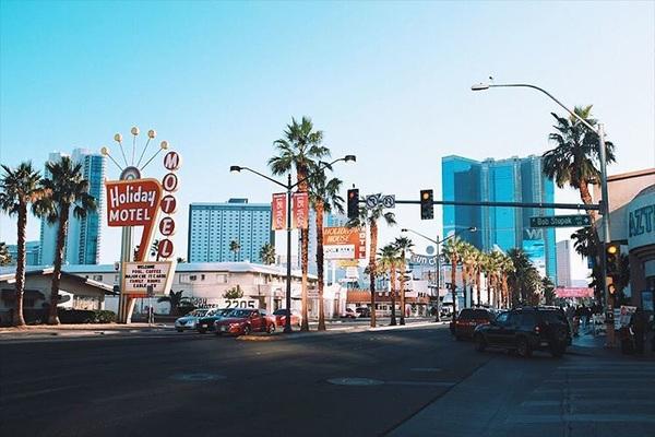 Las Vegas! 📸🇺🇸👌🏼 #strip #fuji #x100t