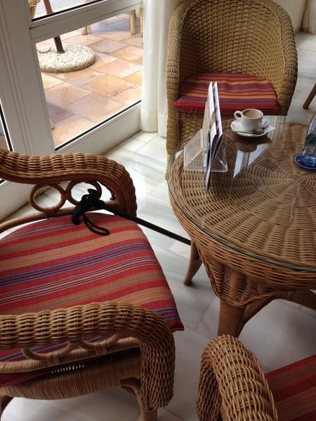 Het Lourdes van Mallorca, een kop koffie en je kunt je wandelstok laten staan #wonder