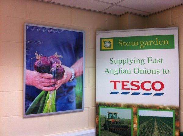 Our #photography doing its bit for the supermarkets...