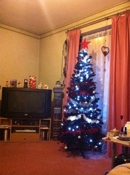 Christmas tree :) #FestiveSpirit #fb