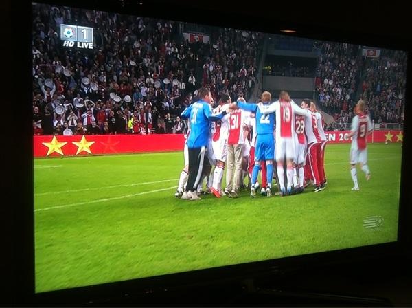 Het is officieel; Ajax voor de 31e keer de landskampioen!