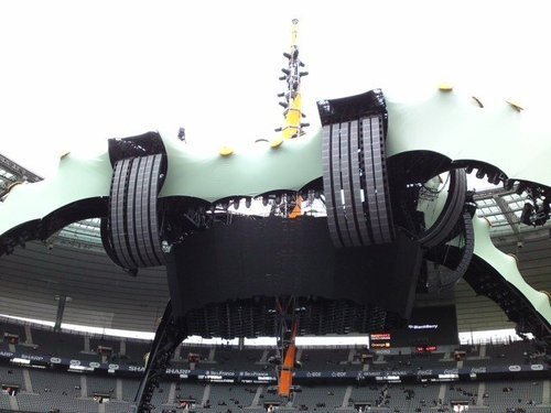 U2 Stade de France