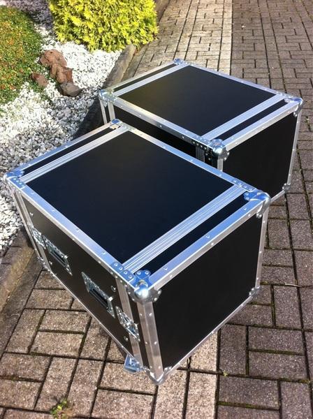 Vandaag weer twee hele mooie, duur(zame)  én verdomd robuuste flightcases gereed voor test-apparatuur klant #Philips