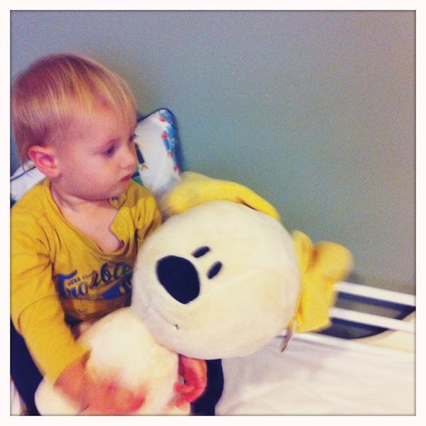Fletcher of the day: little friend
