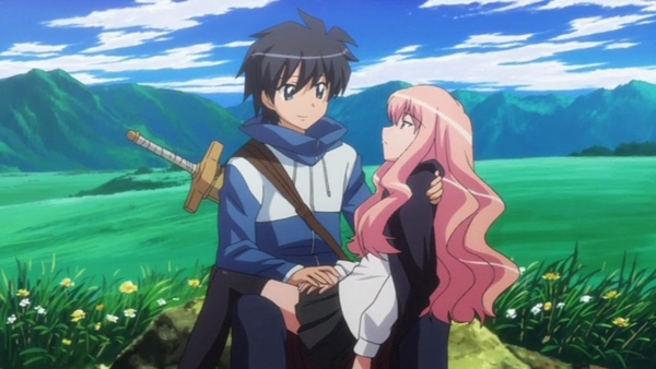 #zeronotsukaima COMPLETE! I'm SHOCKED! This was a very good show.