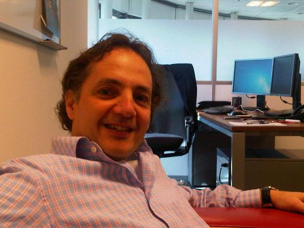 GM: Michiel Eielts Equinix data center, uit hollywood wereld, klanten oa google.