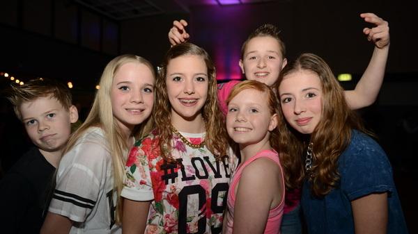 In @dekentering #rosmalen werd vanavond weer een @sjvrosmalen #disco gehouden