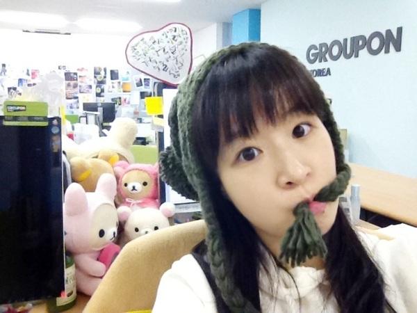 일요일에 혼자 회사에서 일을 하던 서른살 노처녀는 그만 정신줄을 놓았습니다.  #ritsubee #oduck #dicadong