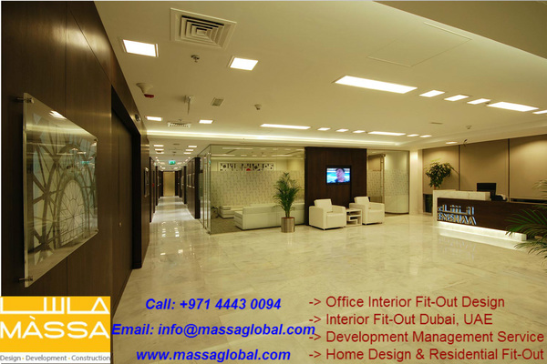 Home & Residential Interior Fit-Out Design in Dubai