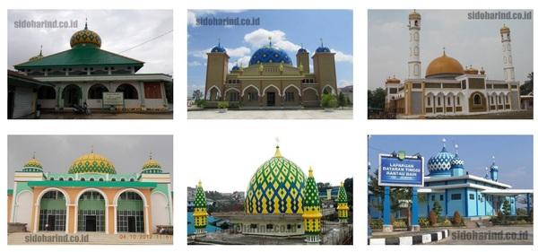 Jasa Kontraktor Kubah Masjid Jakarta