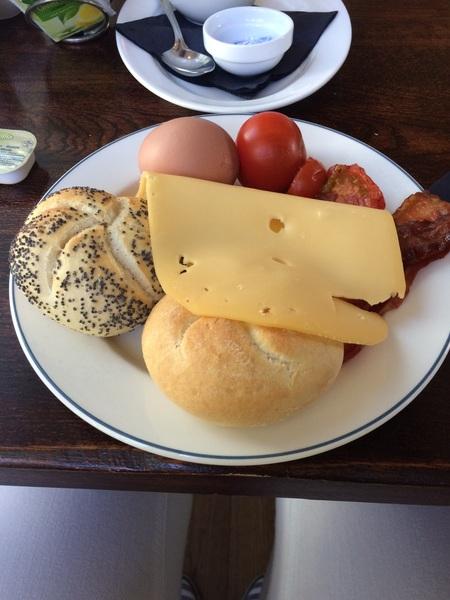 I love hotels #ontbijt