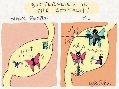 Butterflies? ❤