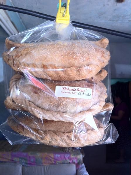 Sweets stalls on edge of Todos Santos r gr8.Specialties:empanadas: cajeta/mango/guava;ates, jamoncillos,cocadas.