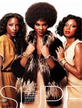Check out this fabulous picture of Rutina Wesley, Tika Sumpter & Naturi Naughton in Essence Magazine 2011. <3