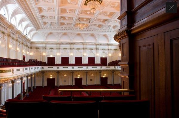 Topplek in het #concertgebouw #top  🔥💡💤