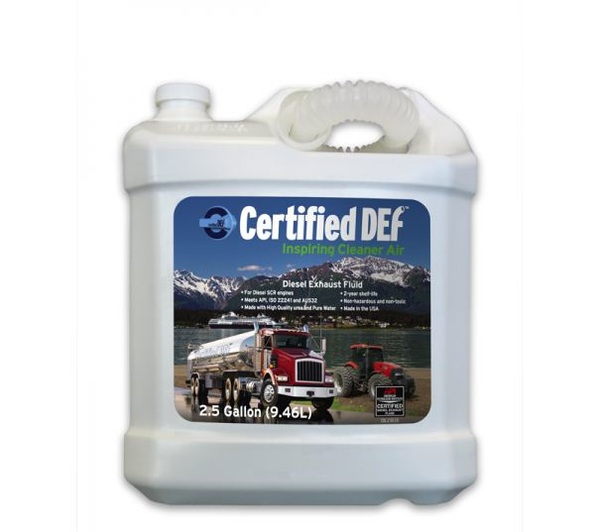 Certified DEF LLC : Diesel Exhaust Fluid Distributors in Brigham