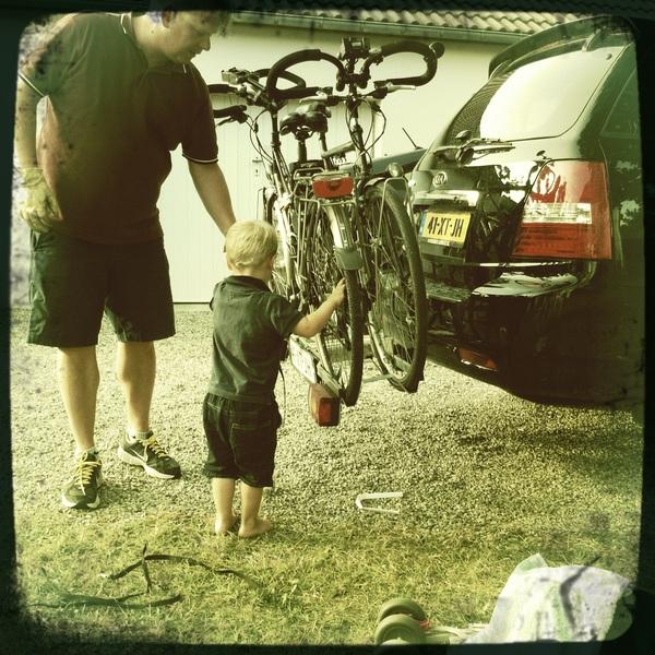 Fletcher of the day: Papa's little helper