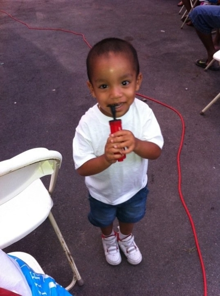 My son Jarell #July4th