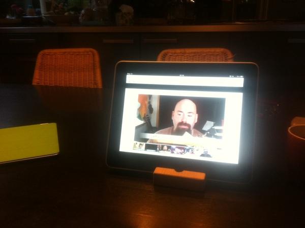 kijkt naar twit.tv voor de wwdc. Doe nieuwste macbookpro met retina was het grote nieuws!