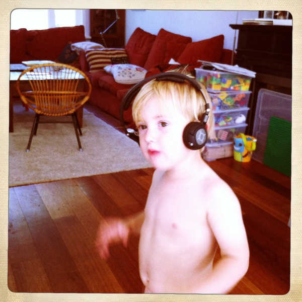Fletcher of the day: Headphones
