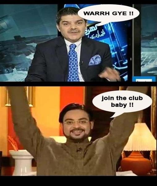 @MubasherLucman #pakistan #corrupt #journalist