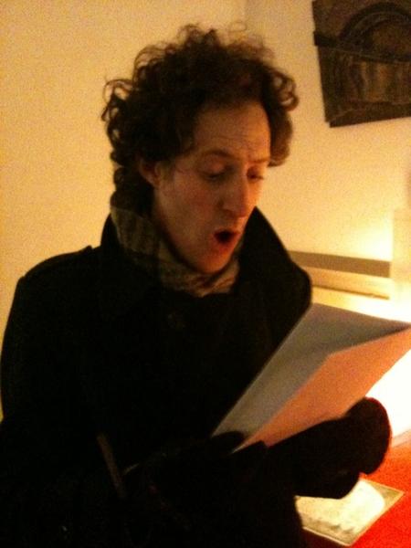 @acbo singing Christmas songs!