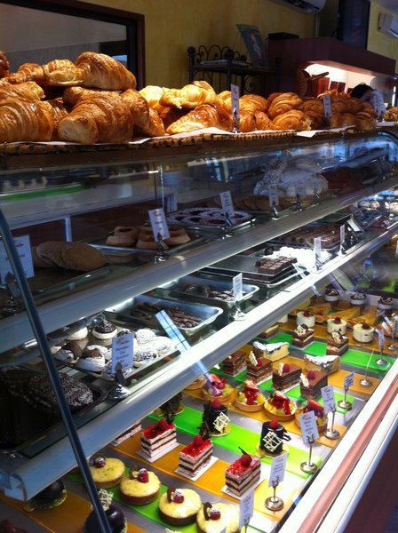 Jacques Cretien's French Riviera Bakery in San Jose del Cabo is better than a lot if what I ate in Paris last trip