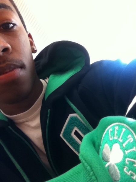Speakin Of #TeamGreen , Checc Out My Hoodie Im Wearin Today .. #LolBitchPowPowPow