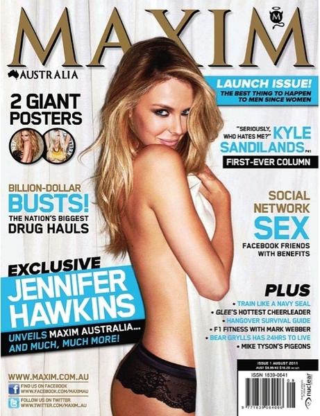 #teamtoronto get your ebooks Maxim Australia – August 2011