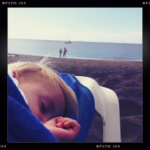 Fletcher of the day: nap
