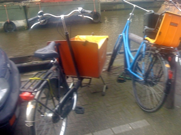 Bike fleet up and running again