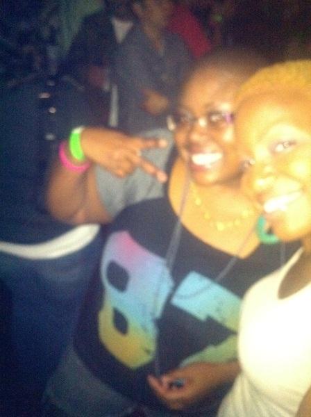 @Angiec415 and me! #FreshFridays