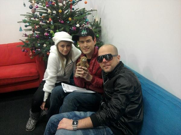 az előtérben már karácsonyozunk! :)