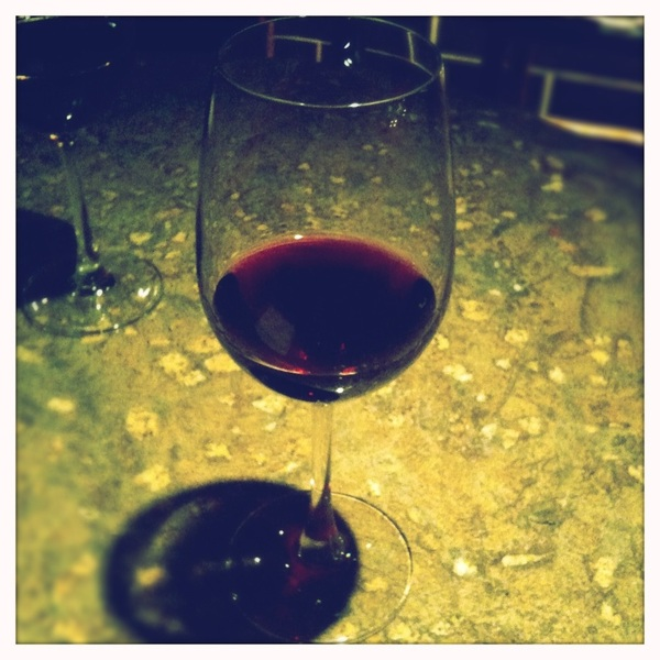 I've been having a thing for pinot noir lately. Yum yum.