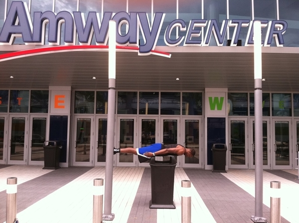 Amway plankin