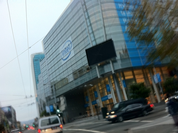 Inside The Magic's About to Happen #IDF10 #intel