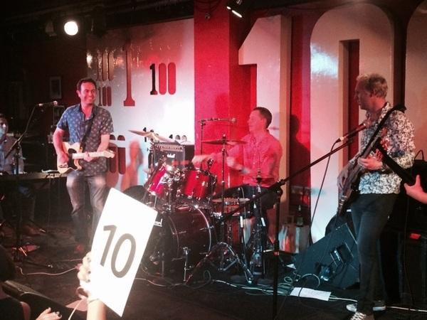 @Markbourgeois @the100club #10!! @DomMillar  @Inn_Tweets