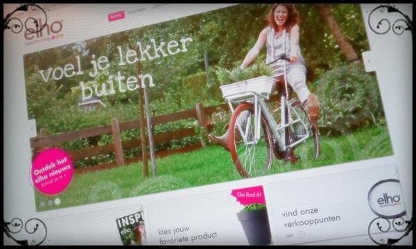 Vandaag de grote dag! Nieuwe elho.nl gaat live :) #sneakpreview