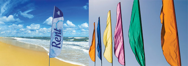 Custom Flags Can Be A Great Advertisement Tool