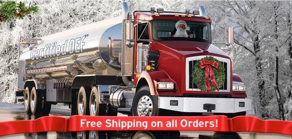 Certified DEF LLC : Diesel Exhaust Fluid Supplier
