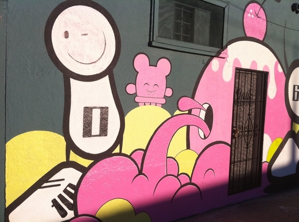 http://is.gd/0QTLFa @Buffmonster #graffiti Cool interview with artists! #kushbus is rolling out, r u down 2 ride?