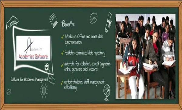 School Management Software India